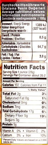 Baktat Popcorn Mais , 2er Pack (2 x 1 kg Packung) - 2