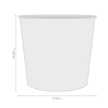 Balvi - Popcorneimer Pop Corn, M, Polypropylen - 3