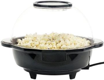 Rosenstein & Söhne Profi-Popcorn-Maschine für zu Hause - 2