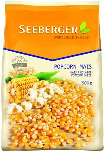 Seeberger Popcornmais