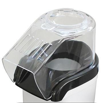 Lux.Pro Popcornmaschine Detailaufnahme
