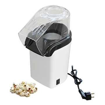 Lux.Pro Popcornmaschine mit Popcorn